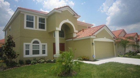 House Front - Luxury Vacation House in Aviana - Davenport - rentals