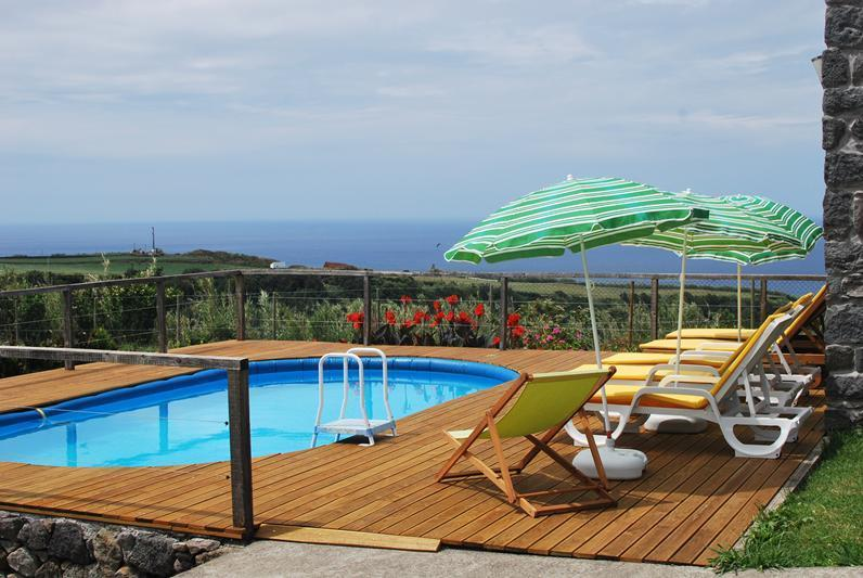 Tanque house - The shared pool (with A Arribana) - Tradicampo - Casa do Tanque, Sao Miguel, Azores - São Miguel - rentals