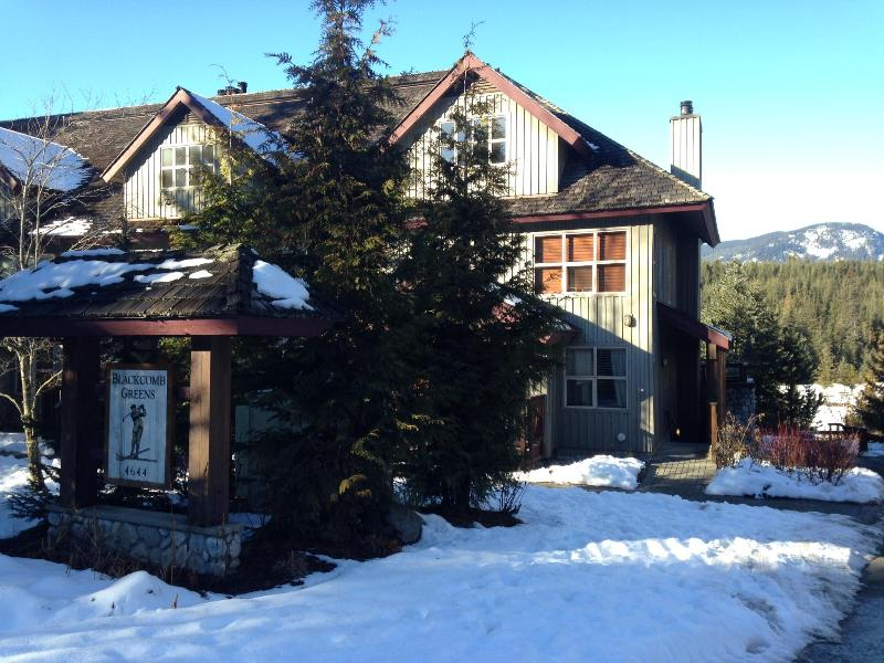 Beautiful Blackcomb Greens - 3 Bed Beautiful Home Mountain & Golf Course Views - Whistler - rentals