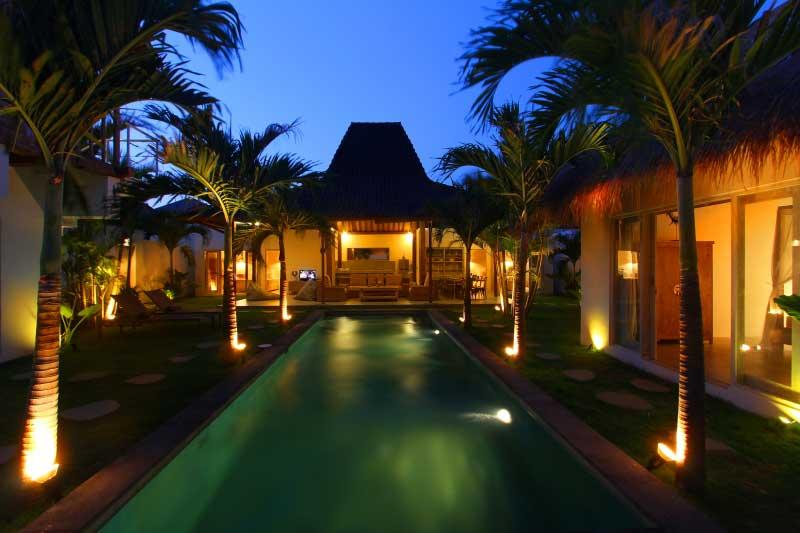 Trendy Traditional Villa in the hearth of Seminyak - Image 1 - Seminyak - rentals