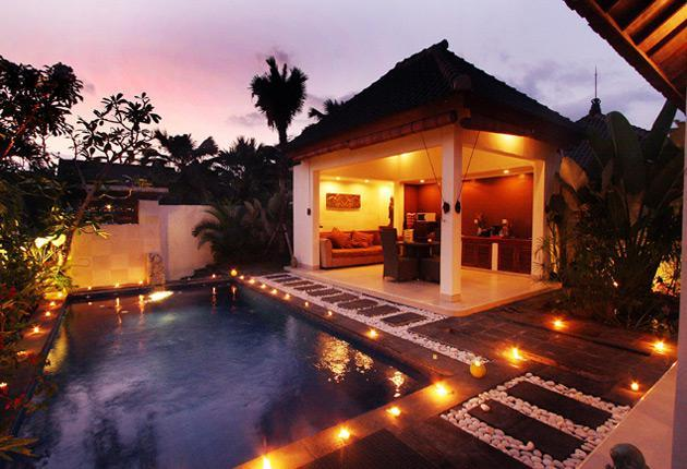 1 Bedrooms Tropical Villa Seminyak - Image 1 - Seminyak - rentals