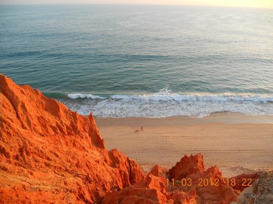 T1 Albufeira Beach Falesia - 300 m Beach - Image 1 - Albufeira - rentals