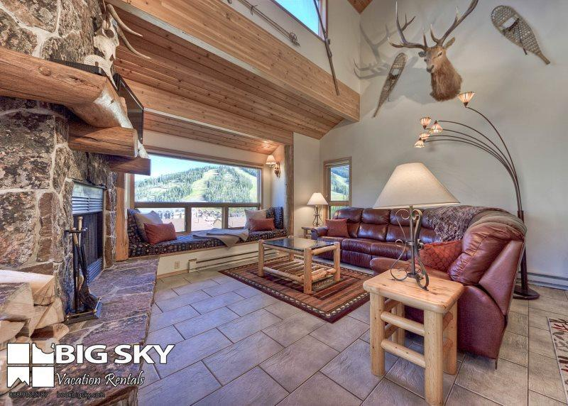 Big Sky Resort   Beaverhead Condominium 1432 - Image 1 - Big Sky - rentals