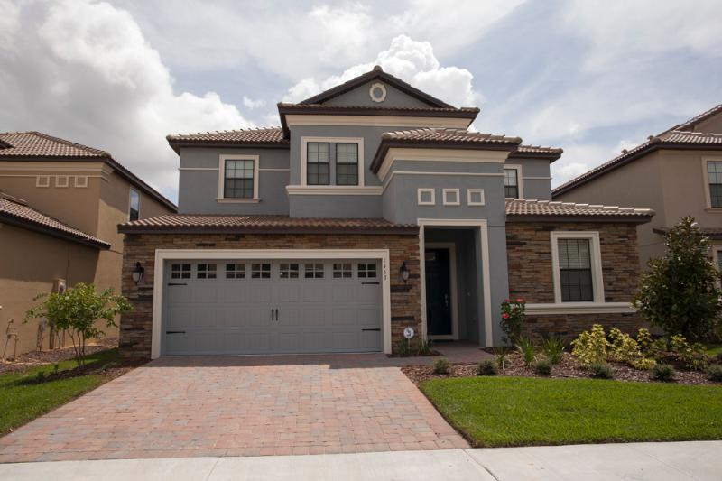 Magical Palms Villa at Champions Gate Retreat - 7BR, 5BA Disney Area, Luxury Rental Home - Davenport - rentals