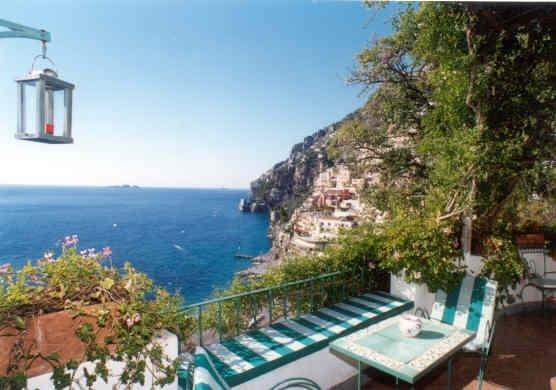 Bella Mare II Villa to rent in Positano, Amalfi coast - Image 1 - Positano - rentals