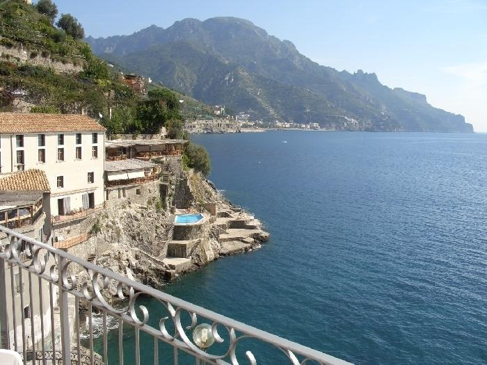 Villa Cartiera - Apartment Due vacation holiday apartment rental ravello amalfi coast italy - Image 1 - Ravello - rentals