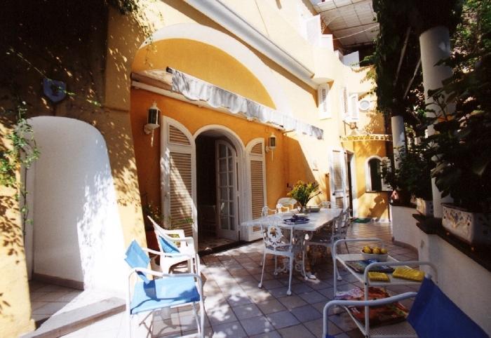 Villa Barca Beach Holiday villa positano amalfi coast - Image 1 - Positano - rentals