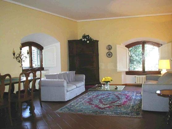 Apartment Florence Florence Apartment near Piazzale MichelAngelo and Ponte - Image 1 - Florence - rentals