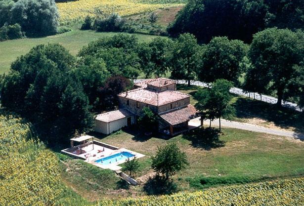 Tuscany Estate - Casa Leopold Italian villa rental near Arezzo, Siena and Crete - Image 1 - Bucine - rentals