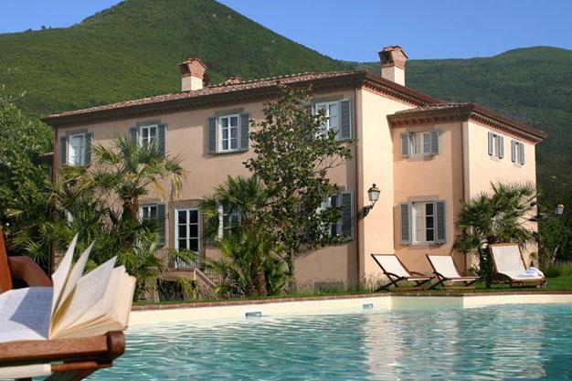 Villa Vorno Villa Vorno - Image 1 - Lucca - rentals