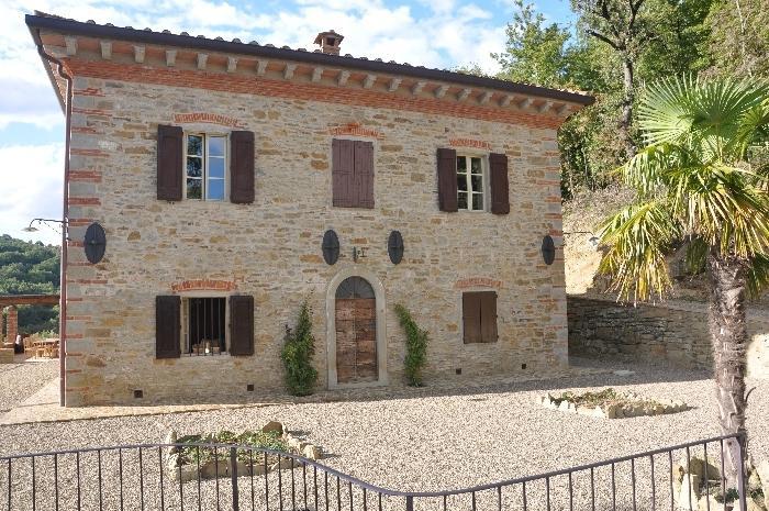 Villa Giuseppe Italian Villa, Villa in Umbria, Arezzo Italy, - Image 1 - Subbiano - rentals