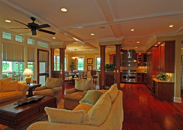 Luxurious 5 bed/5 bath Ocean View Villa - Image 1 - Koloa - rentals