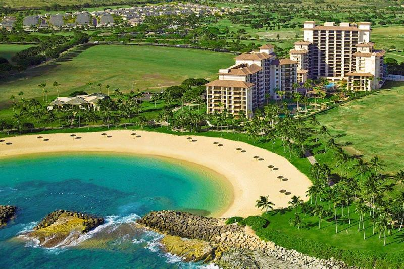 Beach Villas on 2nd Lagoon in Ko Olina Resort - New Luxury Beach Front Villas - Ocean View (20421) - Kapolei - rentals