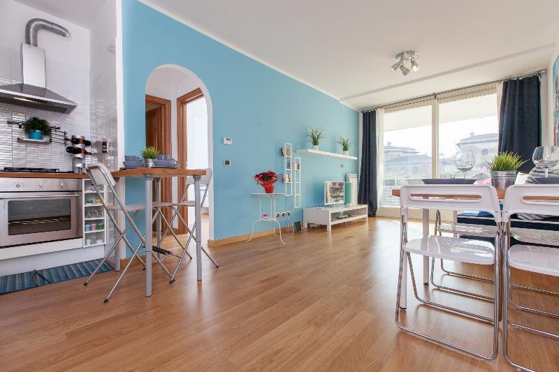 Boutique Domus Blue Terrace Sunny Wifi A/C - Image 1 - Rome - rentals