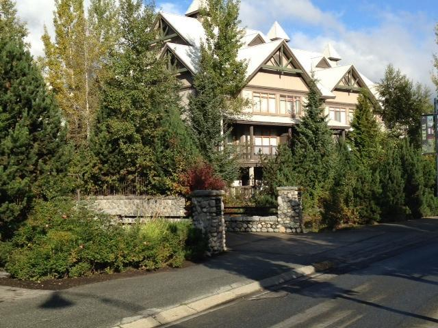 Beautiful North Star complex - ours is the first you see on the corner - Bright & Spacious 2 Bed NorthStar Unit with Mountain Views - Whistler - rentals