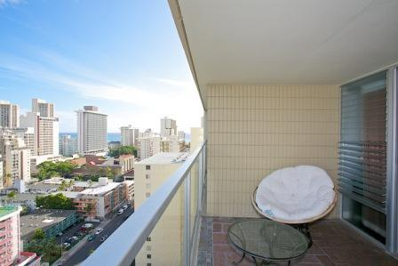 Luxury Island Colony 1 bedroom w/ expansive views - Image 1 - Honolulu - rentals