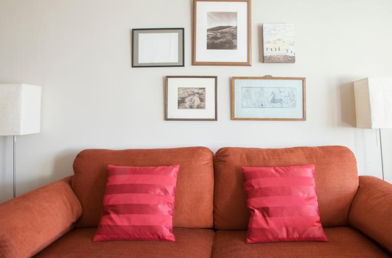 Brand new Futon Couch - Lovely Telegraph Hill 1Br. with Patio & Views - San Francisco - rentals