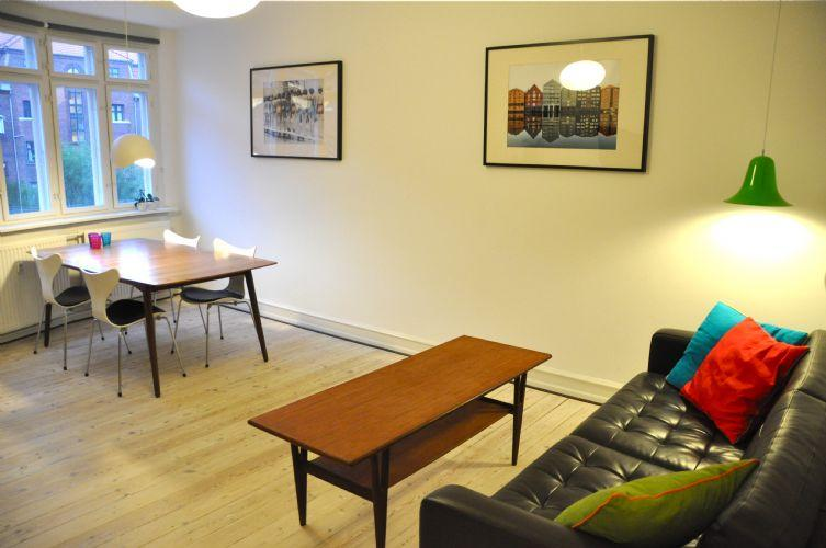 Njalsgade Apartment - Nicely decorated Copenhagen apartment at Islands Brygge - Copenhagen - rentals