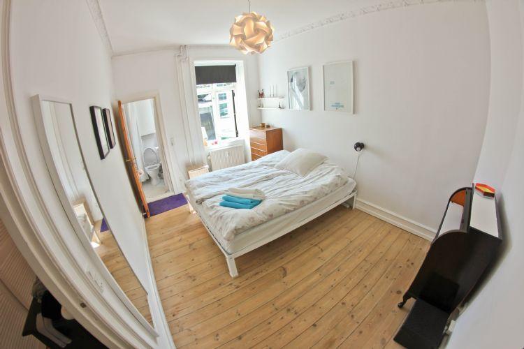 Voelundsgade Apartment - Fine Noerrebro style apartment in cozy district - Copenhagen - rentals