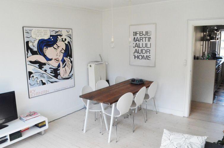 Sankt Kjelds Plads Apartment - Cozy and bright Copenhagen apartment at Svanemoellen - Copenhagen - rentals