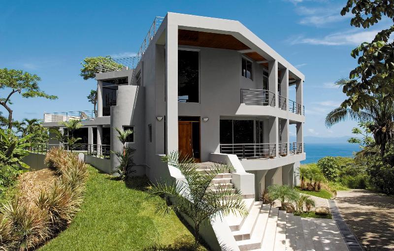 Front Entrance - Casa De Pura Vida - Costa Rica - rentals