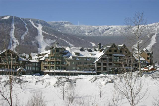 view - Spruce Peak Unit 357 - Stowe - rentals