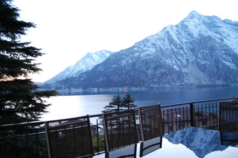 Lake Front - Luxury Villa In The Lake Como With Garden And Amazing Lake Views - Image 1 - Lecco - rentals