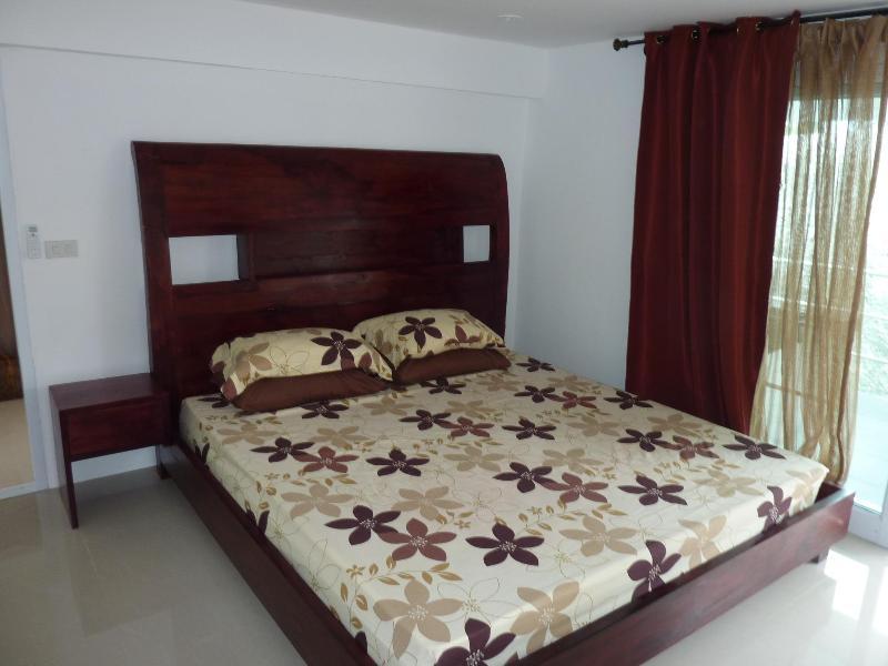 Bedroom - 1 bedroom Sea View Condo Special Price : May-June - Koh Samui - rentals