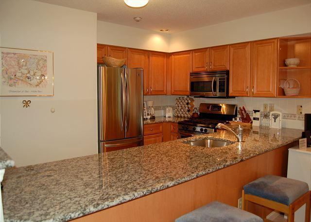 Updated Kitchen - Winterplace 3 Bedroom - Ludlow - rentals
