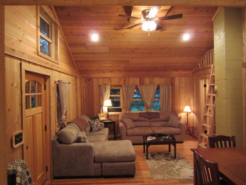 Gum Run Cabin George Washington National Forest - Image 1 - Harrisonburg - rentals