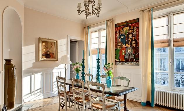 Apartment Saint Louis Paris apartment 4th arrondissement, Paris flat in city center, Paris weekly rental, 2 bedroom rental Paris - Image 1 - 11th Arrondissement Popincourt - rentals