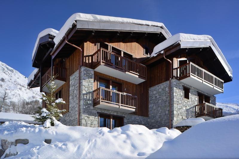 Designer Alpine Chalet with Magical Views - The Alpine Club - Chamois Lodge - Saint-Martin-de-Belleville - rentals