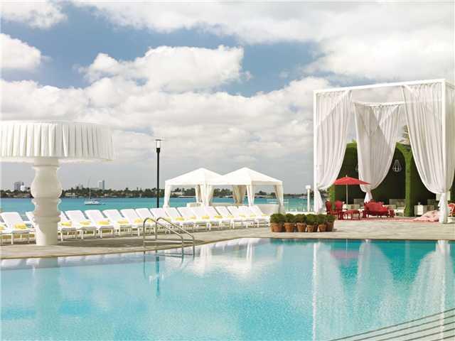 Mondrian 1 Bedroom Bay View Suite - Image 1 - Miami Beach - rentals