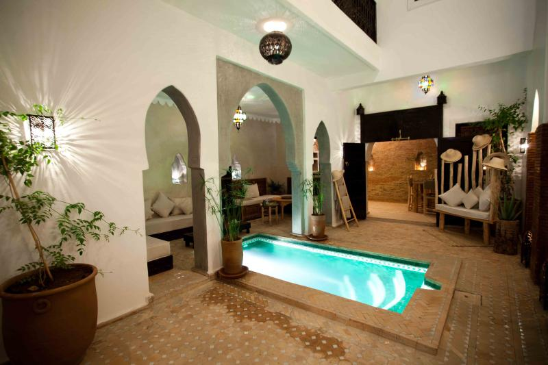 Senior Suite with breakfast in New Riad citycenter - Image 1 - Marrakech - rentals