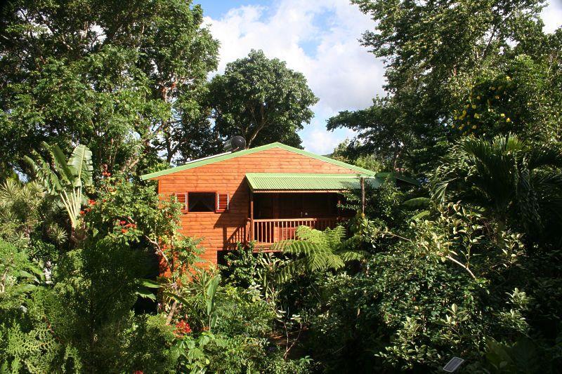 The Litchi bungalow - Le Parc aux Orchidées, cottage Litchi. - Pointe-Noire - rentals