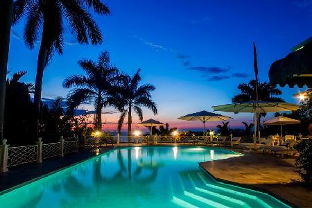 Windrushon 5 acres of private gardens with pool, resort access and private chef - Image 1 - Montego Bay - rentals