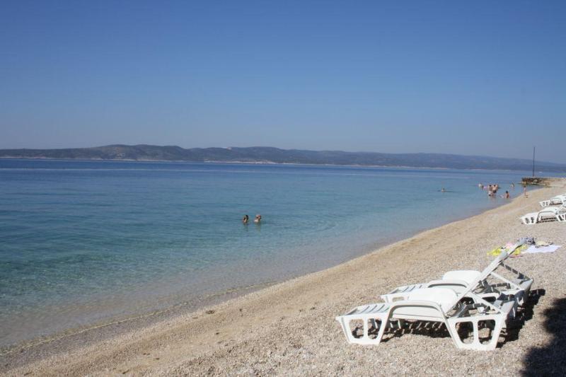 Punta rata beach, Brela, Croatia - Villa exclusively located at Forbes No 1 beach! - Brela - rentals