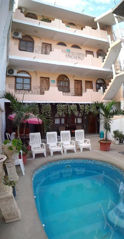 Piedra De Mar - Puerto Lopez furnished poolside condo by beach! - Puerto Lopez - rentals