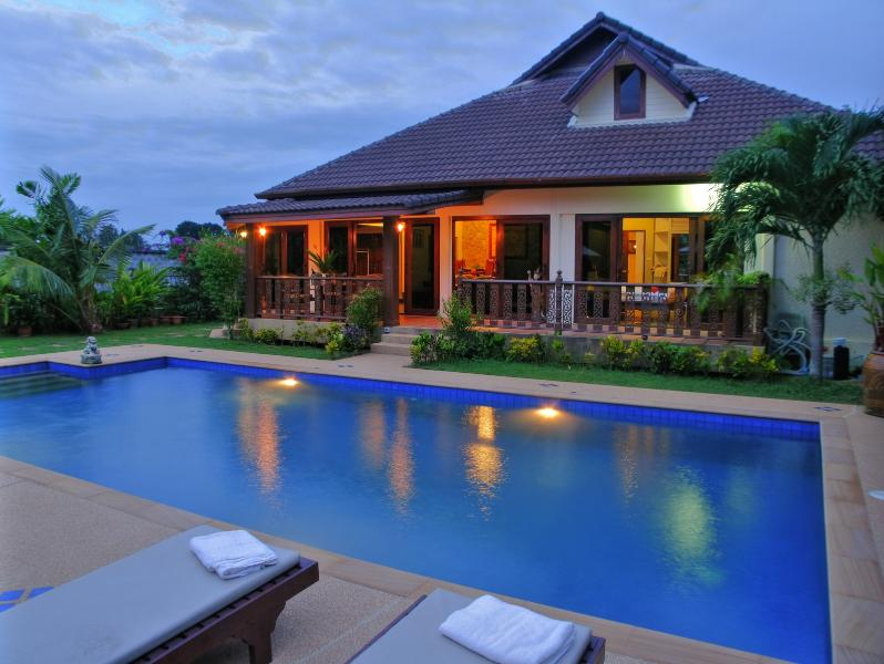 Villa and Pool - 5 Bedroom private pool Villa - Rawai - rentals