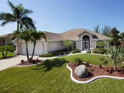 Villa Miami - Villa Miami, southern exposure, with boat (optiona - Cape Coral - rentals