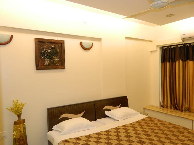 Bedroom - Full 3 Bedroom Apartment at Hiranandani-Powai - Mumbai (Bombay) - rentals