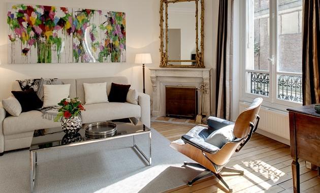 Apartment Paix Paris apartment 5th arrondissement, Paris flat short term - Image 1 - France - rentals