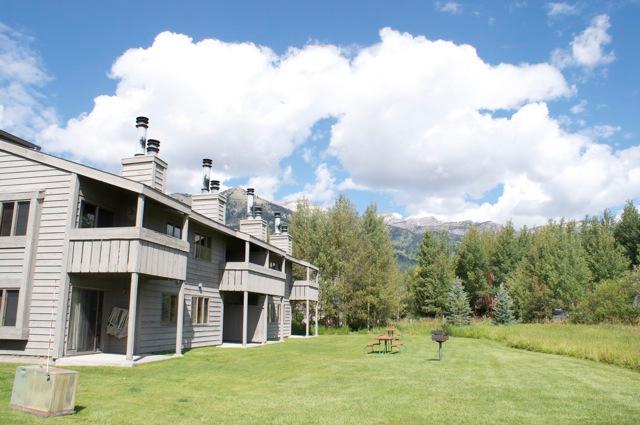 Aspens Condo Rental 1 Bed Room Jackson Hole Racque - Image 1 - Wilson - rentals