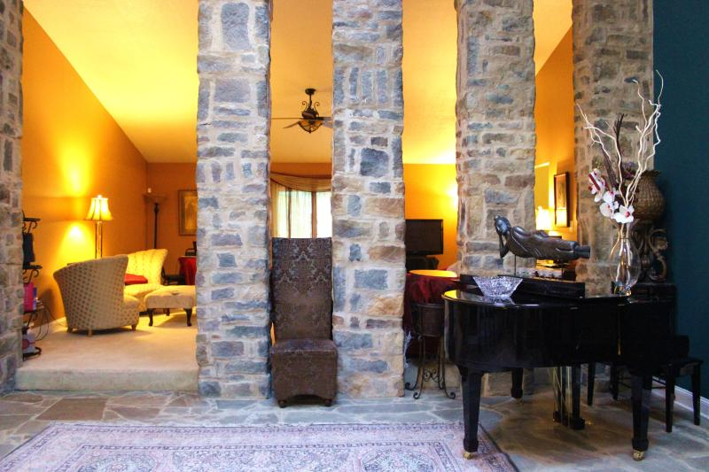 Atrium--Event Space - Pure NuPhoria B&B Event Venue With A Wellness Touch  Full house - Fort Washington - rentals