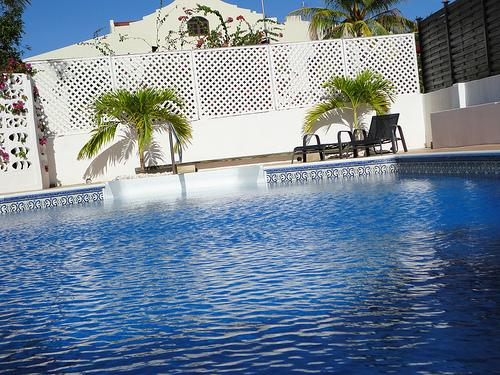 Luxourious spacious ocean view Villa in Curaçao, sleeps 10-12 with large private pool - Image 1 - Willemstad - rentals