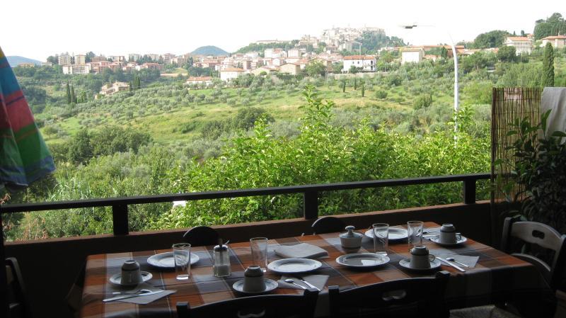 LA NOSTRA TERRAZZA - Ostro Bed & Breakfast at Montepulciano in Tuscany - Montepulciano - rentals