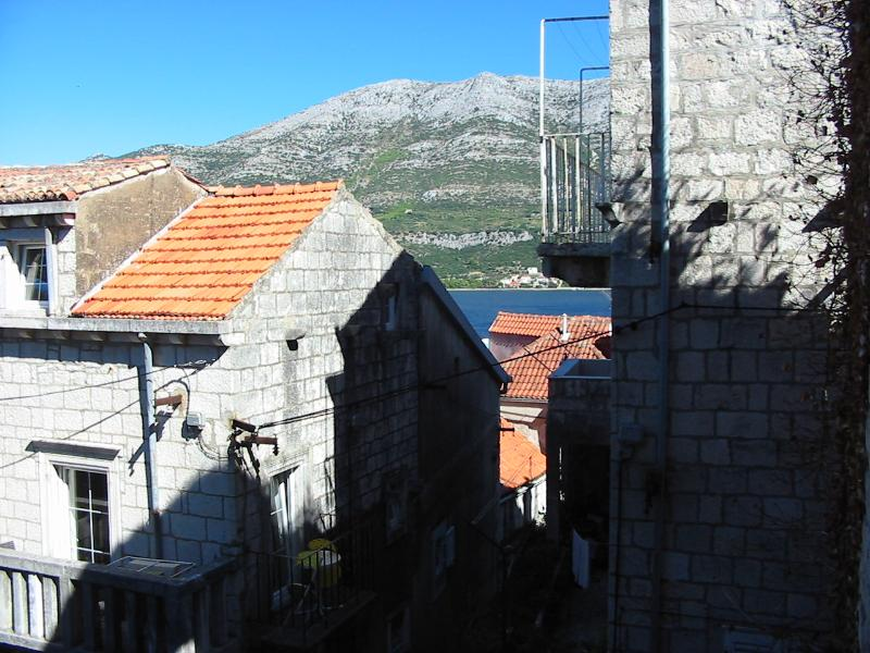 window view - Apartment in center of the Korcula old town - Korcula Town - rentals