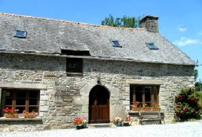 La Petite Longere, character ground floor holiday rental accommodation just for couples. - La Petite Longere, a gite exclusively for couples. - Plessala - rentals