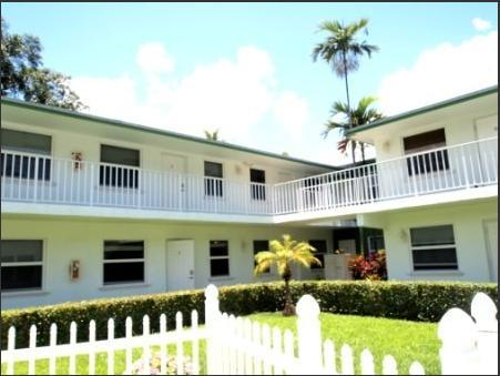 Exterior of the Building - Las Olas / Victoria Park - Adorable 1 bedroom - #6 - Fort Lauderdale - rentals