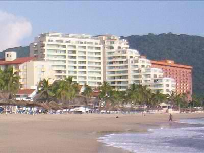 Bay View Grand Beach view - Ixtapa Bay View Grand Beachfront condo in paradise - Ixtapa - rentals